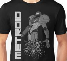 Turning to Zero (Greyscale) Unisex T-Shirt