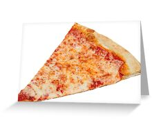 PIZZAAAAAAA Greeting Card