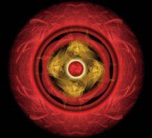 Root Chakra - by Sacred Healing Chakras Sticker