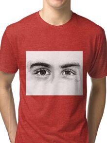 Zayn's Eyes 2 Tri-blend T-Shirt