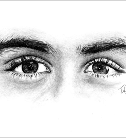 Zayn's Eyes 2 Sticker