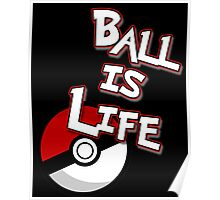 Poke-Ball is Life Poster