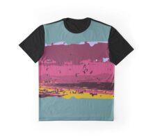Kite Surfing Graphic T-Shirt