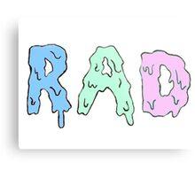 r a d  Metal Print