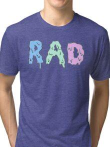 r a d  Tri-blend T-Shirt
