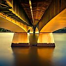 Beneath the Freeway... by Tracie Louise