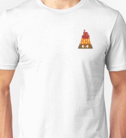 Volcano Man Unisex T-Shirt