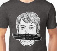 Peep Show | Mark | Green Unisex T-Shirt