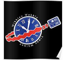 TARDIS Space! Poster