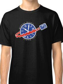 TARDIS Space! Classic T-Shirt