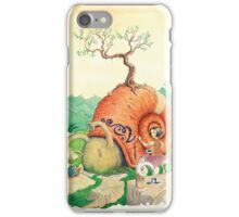 Damiana and Rosehip iPhone Case/Skin