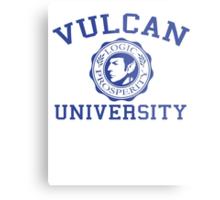 Vulcan University Metal Print