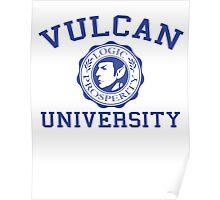 Vulcan University Poster