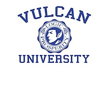Vulcan University Photographic Print