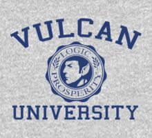 Vulcan University by heliconista