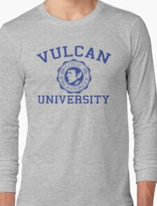 Vulcan University Long Sleeve T-Shirt