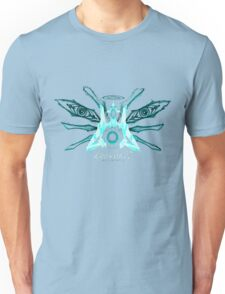 Evangelion 2.0 - EVA UNIT 01 Angel Logo Unisex T-Shirt
