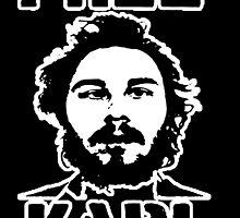 FREE KARL (black) by Zachary Garrison
