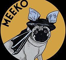 Meeko! by Brieana