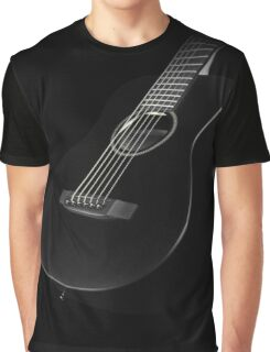 Acoustic Guitar Player Graphic T-Shirt