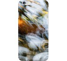 Swan songs #03 iPhone Case/Skin