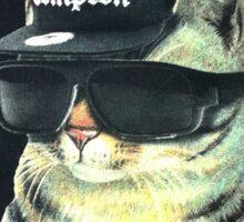 Compton Kitty Sticker