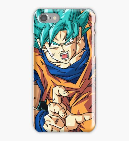 Goku SSG iPhone Case/Skin