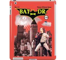 Bat Doctor (Comic) iPad Case/Skin