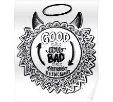 5SOS-GOOD GIRLS Poster