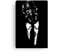 Look Nice For Doomsday Canvas Print