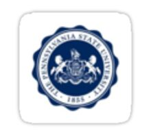 The Pennsylvania State University Sticker