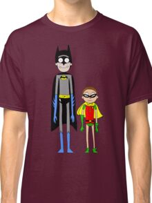 BatRick and RobMorty Classic T-Shirt