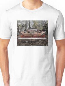 Abandoned 1961 Mercury Comet Unisex T-Shirt