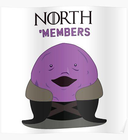 North members Poster