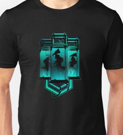 Type: Null - Failure Unisex T-Shirt