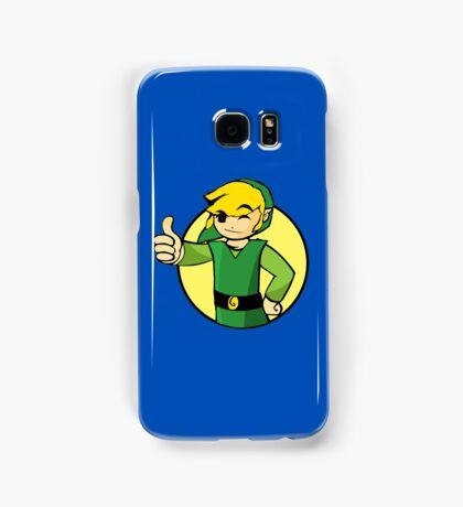 Vault Boy Zelda Samsung Galaxy Case/Skin