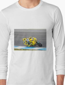 Maverick Vinales Champion Moto2 Racer Long Sleeve T-Shirt