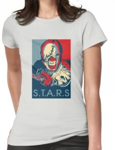 S.T.A.R.S Womens Fitted T-Shirt
