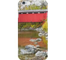 Everett Covered Bridge iPhone Case/Skin