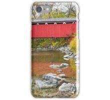 Everett Covered Bridge iPhone Case/Skin