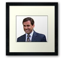 Michael Scott Framed Print