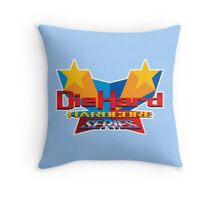 DieHard: Hardcore Series Logo Throw Pillow