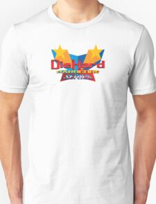 DieHard: Hardcore Series Logo Unisex T-Shirt