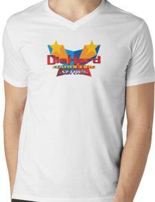 DieHard: Hardcore Series Logo Mens V-Neck T-Shirt