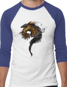 The monarch dragon Men's Baseball ¾ T-Shirt