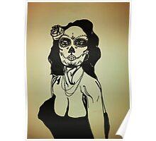 Sugar Skull Girl 1 Poster
