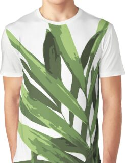 Tropical leaves Graphic T-Shirt