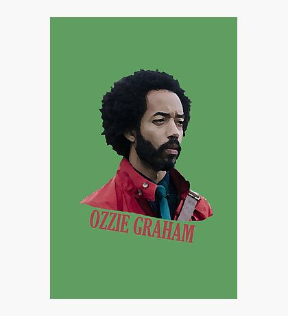 People of Earth - Ozzie Graham Photographic Print