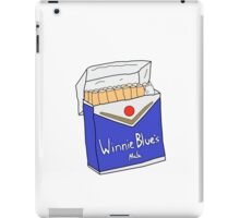 Winnie Blues Mate iPad Case/Skin