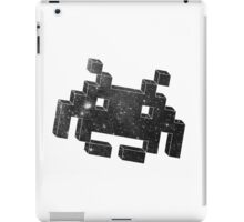 Invader in Space iPad Case/Skin